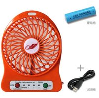 air fan blower - Portable Rechargeable USB Desk Mini Fan Handheld Travel Blower Air Cooler is popular in summer Rechargeable Fan Free Battery Cable