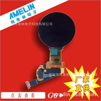 Wholesale 1 inch AMOLED display round shape with resolution for smart watch and smart home