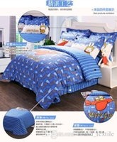 Wholesale miffy bedding set queen size bedroom set king size home textile children bed