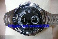Men's aviator chronograph watch - PREMIER AVIATOR ALARM CHRONOGRAPH STAINLESS STEEL MEN SPC015P1 BLACK DIAL MENS WRIST WATCHES