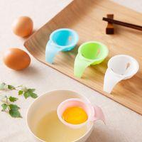Wholesale Short handle egg white separator creative egg processing necessary sub egg Kitchen Baking tool g