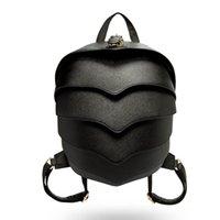 bags beatles - Genuine Leather Beatles Backpacks Women Bags Ladies Brand Backpack Preppy Style Vintage School Bag Women Backpack