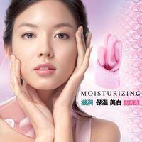 Wholesale Set Sosu pair Pink SPA Moisturize Soften Repair Cracked Skin Gel Gloves Moisturizing Treatment Spa Hands Skin Care Tools
