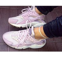 Wholesale new Fashion huaraches sport running shoes femme chaussure homme huarches shoes