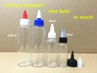 bottle pet - Twist Off Caps New Designed Pen Shape Unicorn Bottle ml ml ml ml ml Pet Bottles E Liquid Plastic Dropper Bottles
