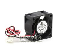 axial blower - Delta EFB0405MD R00 cm mm DC V A pin server inverter speed computer cpu blower axial cooling fans