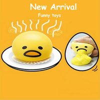 antistress toy - Novelty Magic Egg Tricky Toy one piece Gudetama antistress slime eggs Fun toys For Kid or adult Gift Gadget