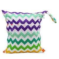 big nappy bags - OhBabyKa Quick Drying Washable Reusable Cloth Nappy Wet Bag Waterproof Swim Sport Travel Carry bag Big