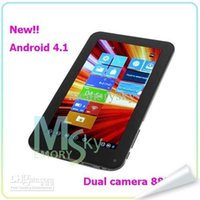 android tablet eken - 7 inch Via Capacitive Screen Android EKEN W70 Tablet PC GHz M GB HDMI WiFi Dual Camera