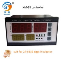 Wholesale Full automatic New CE Approved cheapest digital temperature controller for egg incubator XM