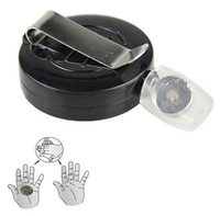 Wholesale Magic Trick Coin Money Disappear Device Close Magnetic Vanishing Gimmick Prop