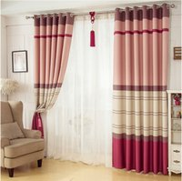 Wholesale Modern green Curtain window curtains Customize living room bedroom kitchen window curtains curtains for living room child curtain