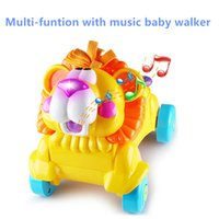 Wholesale multi function Baby walker baby trolley with music from china