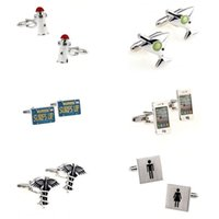 beer cufflinks - Tower Beer Cup Surfs Up Phone Cufflink Cuff Link Pair Big Promotion