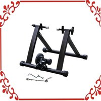 Wholesale W Levels Resistance Stationary New Indoor Exercise Bike Bicycle Trainer Stand