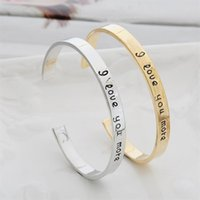 best jade jewelry - Ornaments Fashion I Love You More Alloy Hatch Crystal Jade Bracelet Best Sellers Band For Women Jewelry
