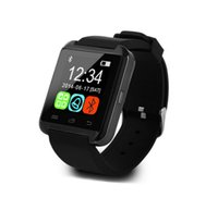 altimeter heart rate watch - U8 Smart Watch cheapest Bluetooth Wrist Watches With Altimeter For iPhone4 s s Samsung S4 S5 Note2 Note3 Note4 HTC Android Phone