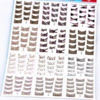 assorted nail tips - Nail Supplies Nail French Sticker Assorted sheets D Nails Sticker French Tip Nail Stickers French Tip Stickers