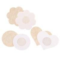 Wholesale Pais Women s Breasts Stickers Invisible Breast Lift Tape Bra Pads Nipple Cover Anti Emptied Chest Paste type