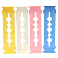 Wholesale 2015 Hot Selling PC Adjustable Stretch Drawer Divider Organizer closet Colors Home Collection storage
