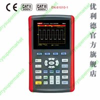 Wholesale UTD1025CL Handheld oscilloscope MHz Single Channel Ms s X240 inches LCD USB Oscilloscope