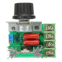 ac motor speed controller - 2000W V A AC Motor Speed Controller Adjustable Voltage Regulator B00298 OSTH