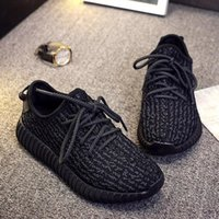 Wholesale Cheap Air Yeezy Boots Kanye Milan West Yeezy Boost Classic Black Gray Boosts Men s Women s Fashion Trainers Sneakers Running Shoes