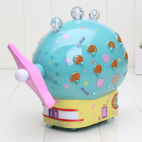 battery operated baby car - 6pcs Big Size In The Night Garden baby toys Musical Flashing Flying Fish Pinky Ponk Battery Operated Car Toy