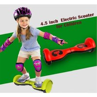 bearing inch - Stock In US Inch Mini Scooter Bear Balance Wheels Scooter Kids Children Balance Scooter