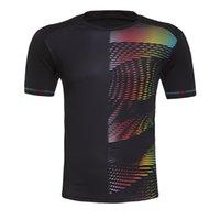 Wholesale New Malaysia Badminton Lee Chongwei Jerseys Badminton Shirts Men s Badminton sportswear badminton tshirt