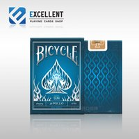 bicycle card game - Hot Sale High Quality Apollo playing cards Apollo bicycle Magic Deck cards Board Poker games Magia props
