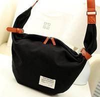 Wholesale New Arrival messenger bags large capacity designer unisex canvas bag women s men s shoulder bags