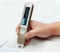Wholesale Updated version translation pen implement scanning pen Japanese english chinese electronic dictionary English learning machine
