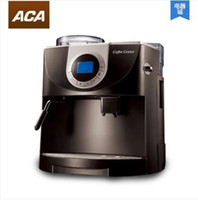 automatic commercial espresso machine - AC C15A commercial coffee machine household automatic grinding beans coffee