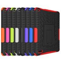 amazon kickstand - Tablet PC Case for Amazon Kindle Fire HD HD Kickstand Combo Dazzle Back Cover