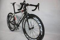 Wholesale Cervelo S5 Carbon Bike Carbon Frames With mm Rim Novatec Hubs Carbon Wheels And Groupset Components Complete Bike