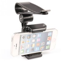 Wholesale 1pc Car Universal Holder Phone Stand For Phone GPS MP5 Cellphone Holder Bracket Support