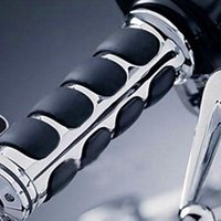 Wholesale 1 Pair Motorcycle Handle Bar End Hand Grips For Universal Hot Products