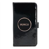 Wholesale MIMCO BLACK ROSEGOLD IPHONE PLUS PHONE CASE