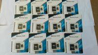 Wholesale 4GB GB GB GB Micro sd Memory Card CAPACITY Micro sd HC TF Flash Cards w Adapter