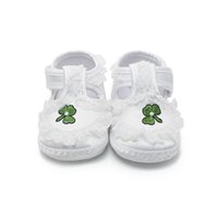 baby christening slip - Pure White Newborn Baby Shoes Soft Sole Baptism Shoes Christening Shoes Hook Loop Baby Girls Shoes