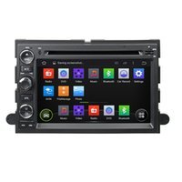 Wholesale 7 Inch Capacitive multi touch screen Android Car DVD Player for Ford Fusion Explorer F150 Edge Expedition Can Bus GPS WIFI G