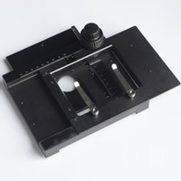 Wholesale Best sale top quality Microscope XY stage X Y Moving stage used for Inspection microscopes