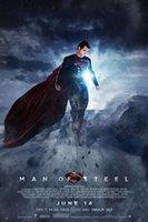 art steel movie - A378 Man of Steel MOVIE Art Silk Poster x36inch