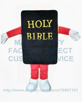 bible costumes - the holy bible book mascot costume adult size cartoon book theme anime cosply costumes holiday charity activity dresses