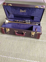 bach stradivarius trumpet case - Trumpet Bach Proffesional Stradivarius Model with beautiful case