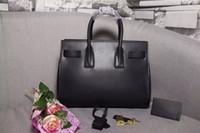 Wholesale Famous Designer brand Classic Small Sac De Jour Bag Genuine leather handbags women Luxury shoulder bags ladies High quality messenger bag