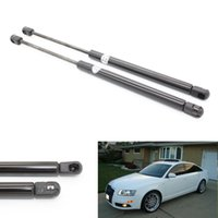 Wholesale 2pcs set car Fits for Audi RS4 Trunk Gas Lift Supports Struts Prop Rod Arm Shocks