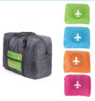 Wholesale new style Folding PVC waterproof travelling bag large Capacity Handbags Organizer Luggage bag drop shipping