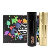 Wholesale Vaporizer Hitman Mod Clone Electronic Cigarette mm fit Battery by Made Man Mods Colors fit RDA Atomizers e cigs DHL Free